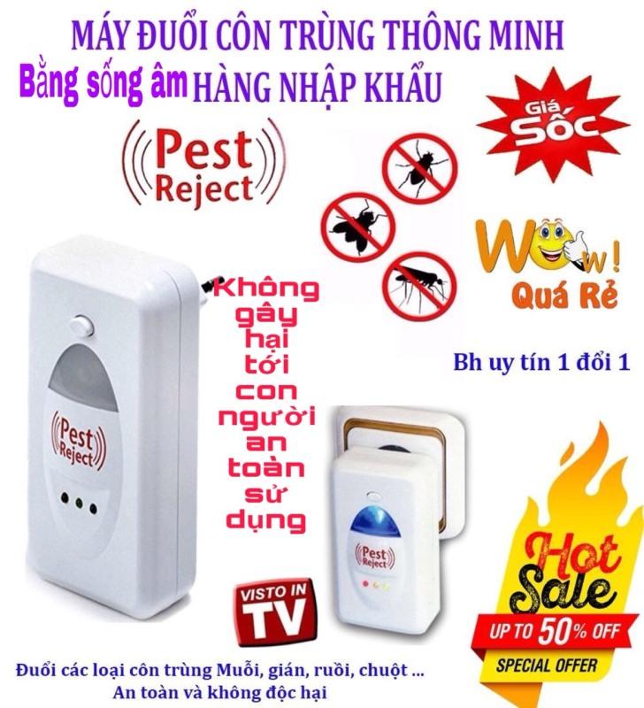 Máy Xua Đuổi Chuột, Đuổi Côn Trùng Thành Công 100% Pm315, Đuổi Tất Cả Các Con Dơ Bẩn Và Gây Hại Như : Chuột, Ruồi, Muỗi, Dán,không mùi không độc hại an toàn sử dụng
