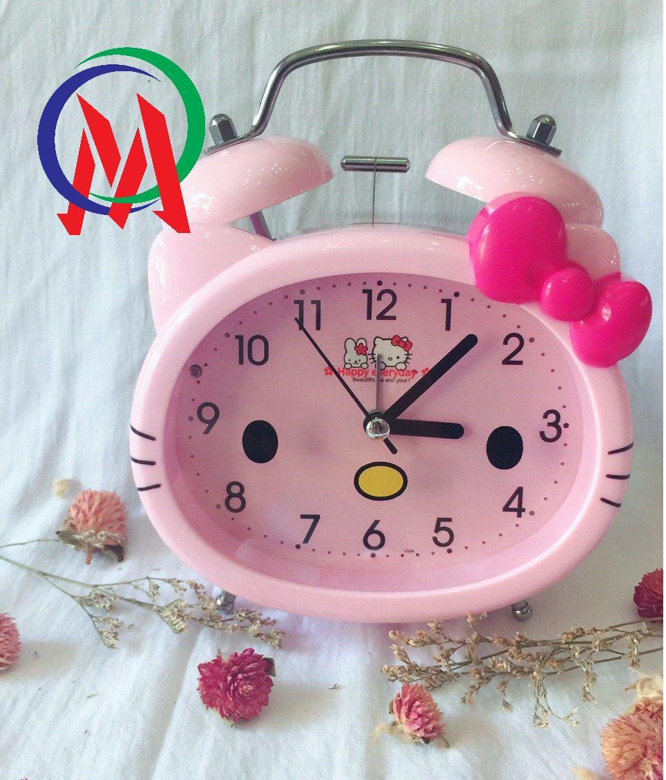 đồng hồ báo thức kitty bán chạy