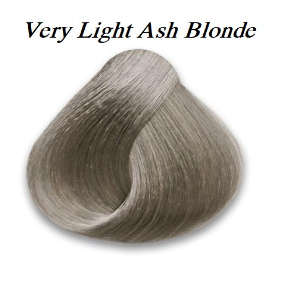 Thuốc Nhuộm Tóc Màu Khói Sáng Tại Nhà 9/1 Very Light Ash Blonde Hair Dye Cream Kèm Trợ Oxy Nhuộm