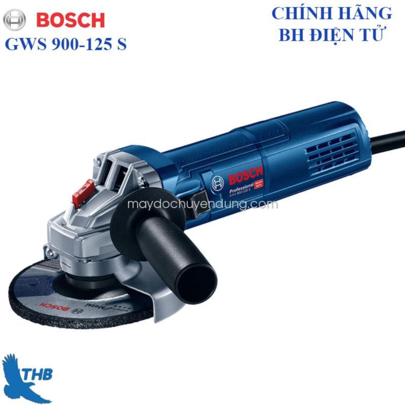 Máy mài góc nhỏ Bosch GWS 900-125 S