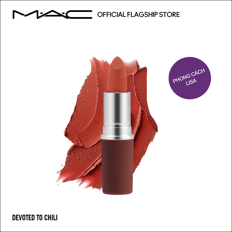 [Phiên bản giới hạn] Son môi MAC Powder Kiss Lipstick 3g