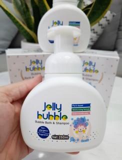 Sữa tắm gội 2 trong 1 cho bé JELLY BUBBLE (250ml) - Hàng trưng bày sale mạnh thumbnail
