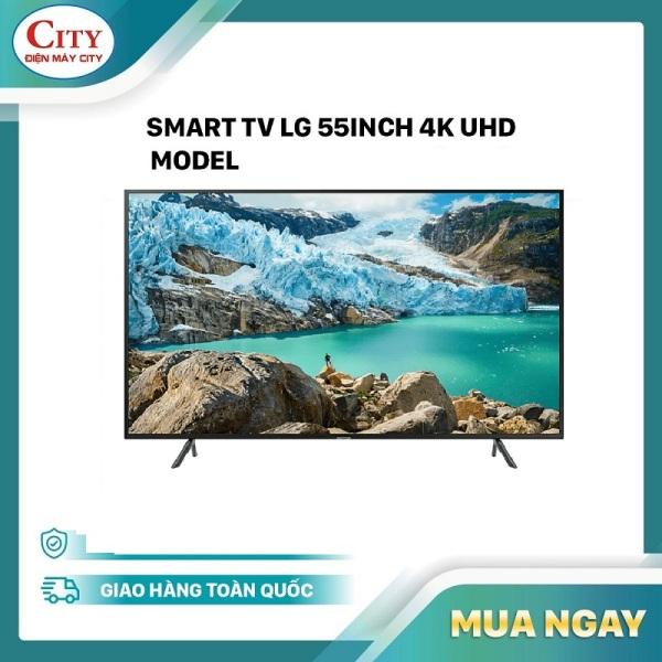 Bảng giá Smart TV Samsung 4K UHD 55 inch UA55RU7200KXXV