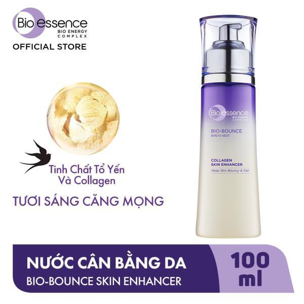 Nước cân bằng dưỡng da tươi sáng và căng mọng Bio-Bounce Skin Enhancer Bio-essence 100ml