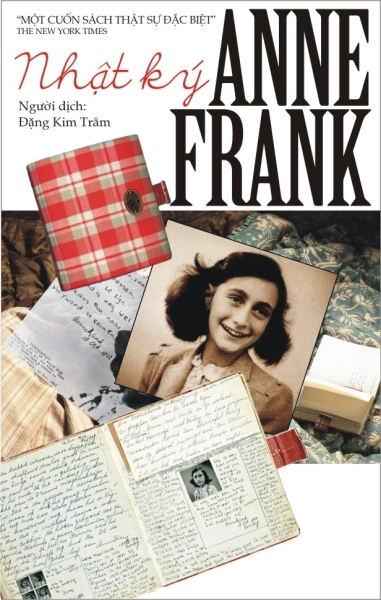 Fahasa - Nhật Ký Anne Frank (Tái Bản 2018)