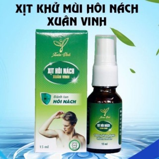 Xịt Khử Mùi Hôi Nách Xuân Vinh 20ml thumbnail