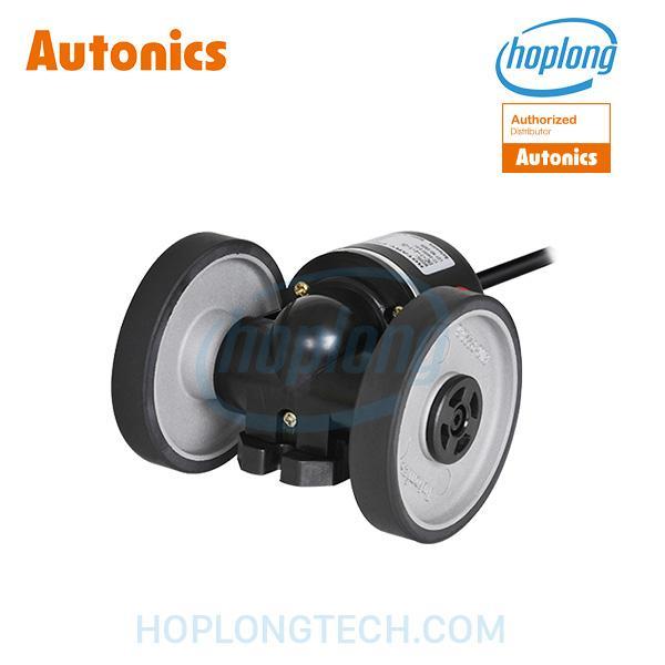 ENC-1-1-T-24 Bộ mã hóa vòng quay Autonics loại bánh xe nguồn 12-24VDC chu vi bánh 250mm 250 xung ngõ ra Totem pole