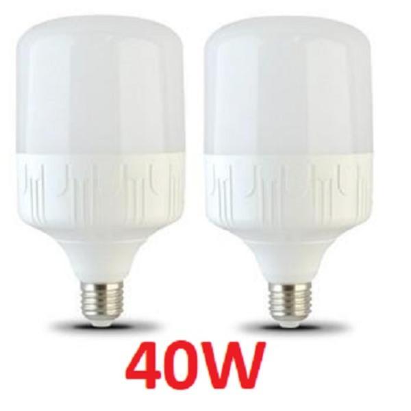 Bộ 2 Bóng Đèn LED 40W E27