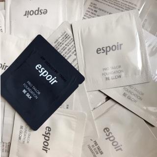 Kem lót nền Espoir (gói 2ml) sản phẩm tốt chất lượng cao cam kết như hình độ bền cao xin vui lòng inbox shop để được tư vấn thêm về thông tin thumbnail