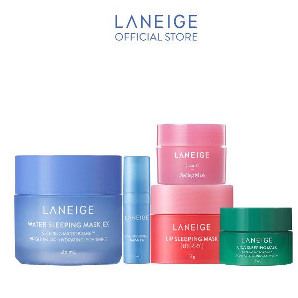 Bộ sản phẩm dưỡng ẩm toàn diện Laneige Sleeping Mask