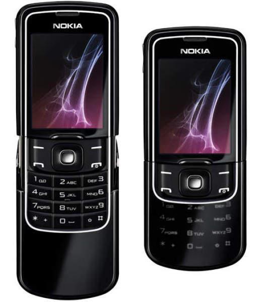 [BÁN LỖ 50 MÁY] Điện thoại Nokia 8600 Luna sang trọng