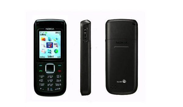Điện thoại độc cổ nokia 1681 giá rẻ tặng pin sạc bảo hành 12 tháng