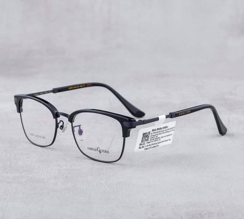 Giá bán Gọng kính cận thời trang Chính Hãng GIOGIO FERRI GF12979 C3.C