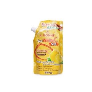Bộ 5 Muối tắm sữa bò tẩy tế bào chết A Bonne Spa Thái Lan - Vitamin C thumbnail