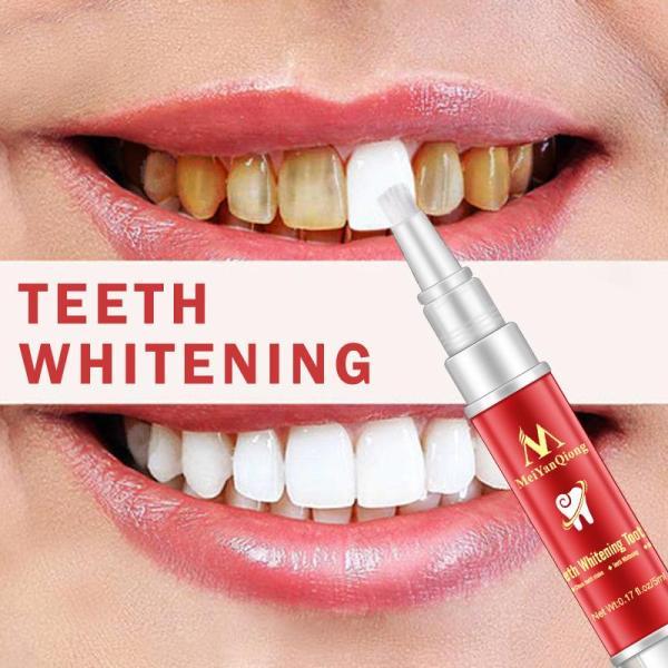 Răng làm trắng răng brush Essence vệ sinh răng miệng làm sạch Serum loại bỏ mảng bám vết răng tẩy trắng Nha khoa công cụ kem cô bán nóng