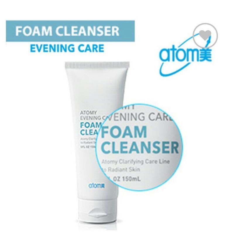 Sữa rửa mặt Foam cleanser Atomy Hàn Quốc