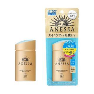 Kem Chống Nắng Cho Da Nhạy Cảm - Ngăn chặn tác hại của tia UV trên mọi bề mặt da và mọi góc độ, Dễ dàng làm sạch với sữa rửa mặt thumbnail