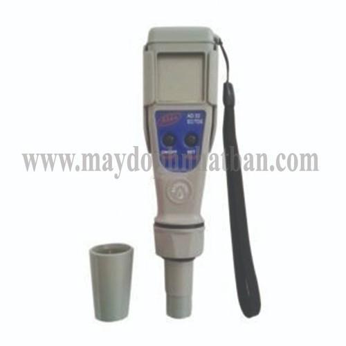 MÁY ĐO PH NƯỚC được sản xuất bởi công ty Adwai Instruments  AD11 Xuất xứ Rumani, màu xám, sử dụng đo độ pH nước trong hồ cá, vuông tôm, nước sinh hoạt