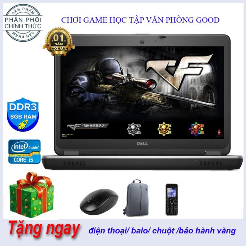 laptop dell 6440 i5 ram 8gb hdd 1000gb tặng kèm điện thoại nhật ( Mua số lượng nhiều cảng rẻ)