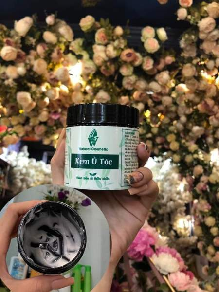 kem ủ tóc natural cosmetic
