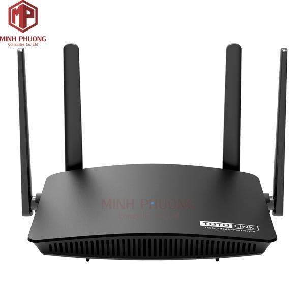 Bộ phát wifi Totolink A720R - Router băng tần kép AC1200