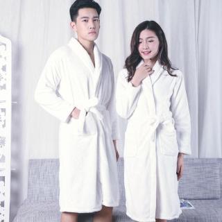 Áo choàng tắm 100% cotton sợi bông tự nhiên-Áo sợi bông thumbnail