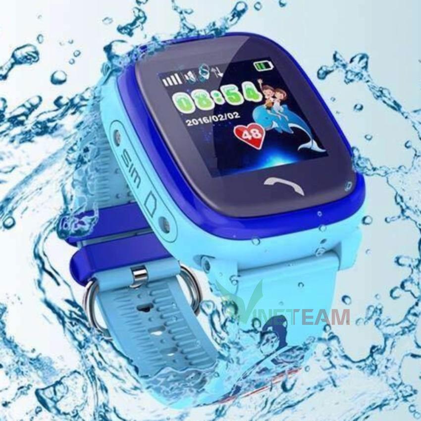 Đồng hồ đồng hồ nam Đồng hồ đinh vi đồng hồ thông minh DF25 - chống nước ( Tím ) Đồ chơi Cao cấp hơn Đồng hồ điện tử Unisex đa sắc màu dây cao su chống nước Đồng hồ đèn led thể thao