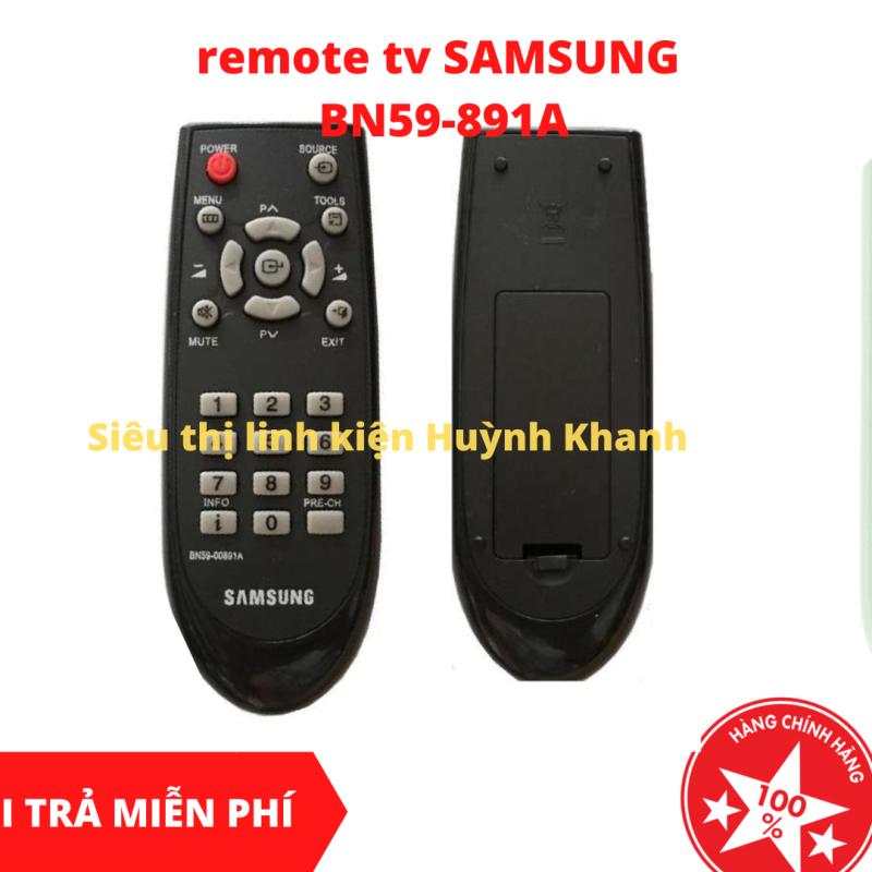 REMOTE TV SAMSUNG BN59-00891A chính hãng