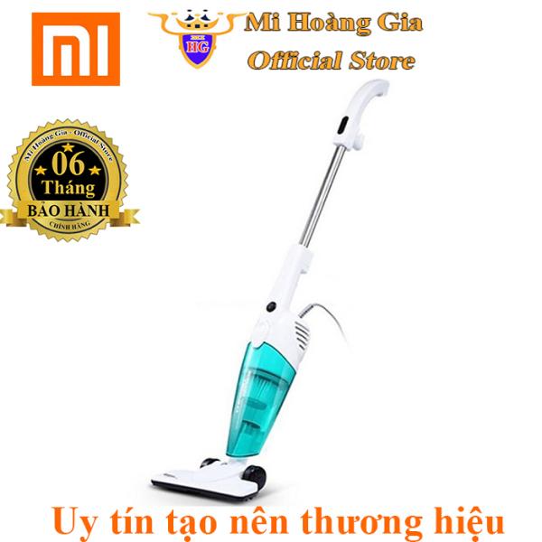 Máy Hút Bụi Cầm Tay Xiaomi Deerma Vacuum Cleaner DX118C - Công Suất 600W [Màu Xanh]