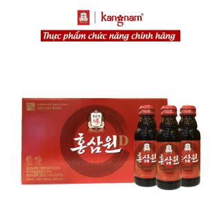 Nước Tăng Lực Hồng Sâm Won 100ml - 10 chai thumbnail