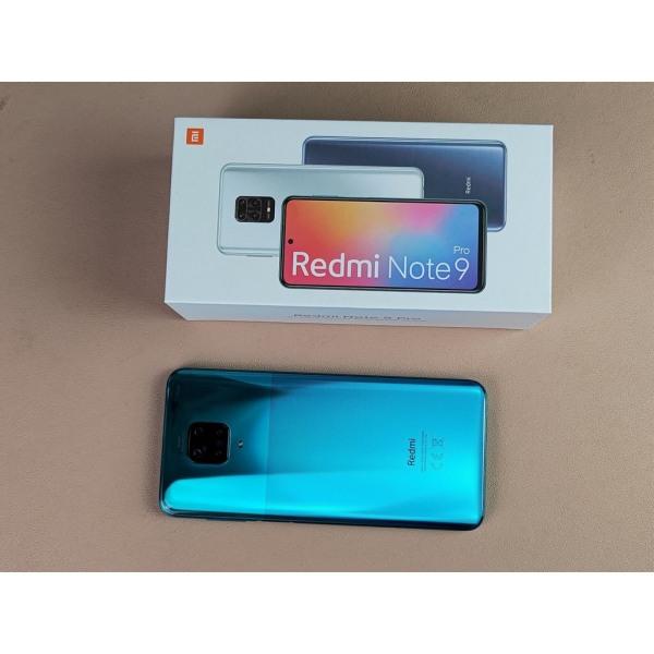 Điện Thoại Xiaomi Redmi Not 9 Pro 6/64G New FullBox Bảo Hành 18Th