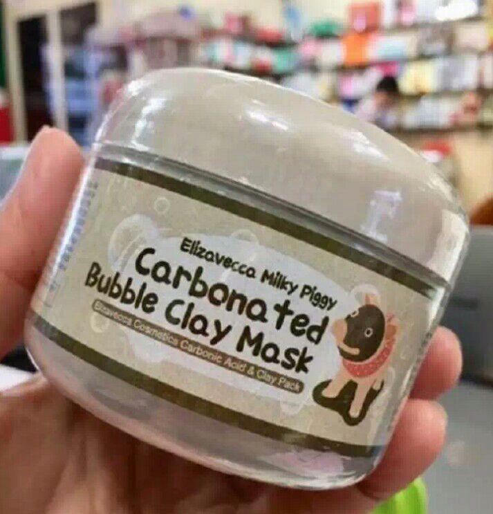 Mặt nạ  Carbonated Bubble Clay Mask nhập khẩu