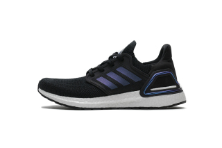 Giày Ultra Boost 2020 ISS US National Lab Core Black Blue Violet thumbnail
