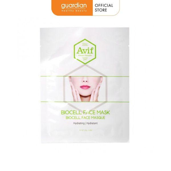 Mặt nạ Avif Biocell dưỡng ẩm da 23g giá rẻ