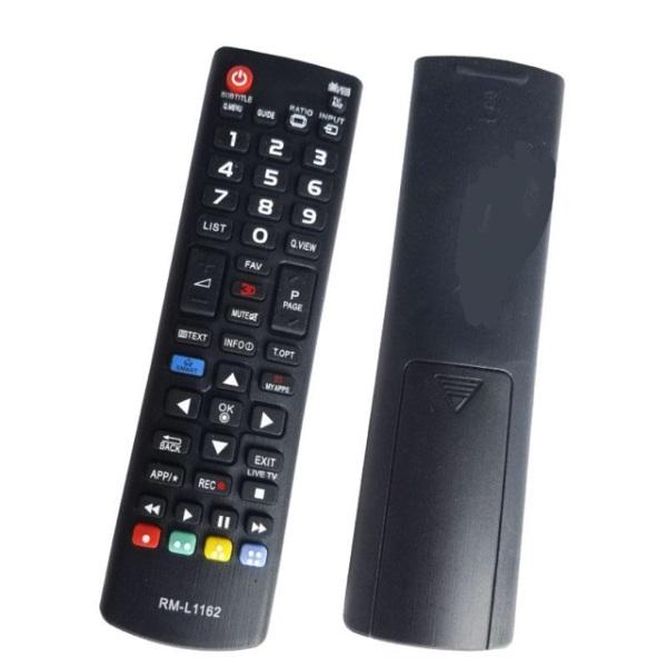 ĐIỀU KHIỂN TIVI LG Đa Năng cho cả TV SMART và TV Thường LED TV RM -L1162 Chính Hãng