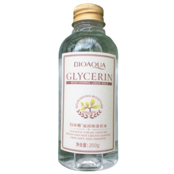 GLYCERIN 200g dưỡng ẩm và làm trắng da mặt Nguyên Chất Nhập Khẩu nhập khẩu