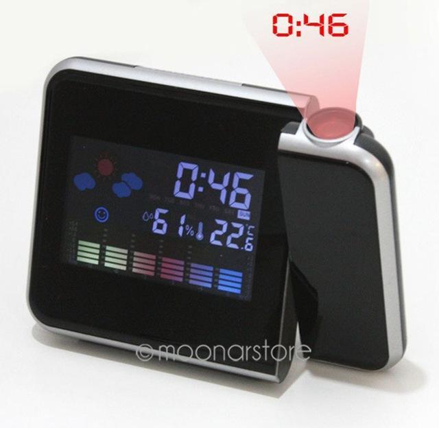 Nơi bán Đồng hồ báo thức điện tử có led có màn LCD