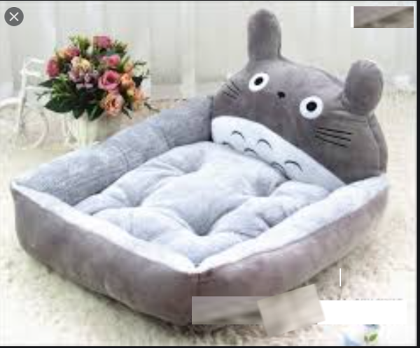 ổ nệm chó mèo toroto xám 8kg