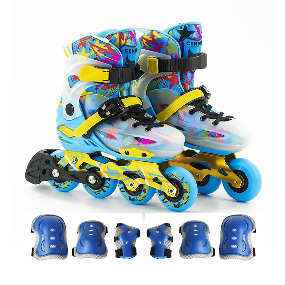 Giày Trượt Patin Centosy Kid Pro 1 ( Tặng Túi + Bảo Hộ Tay Chân ) Với Giá Sốc