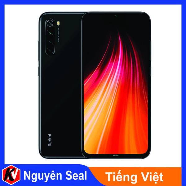 Điện Thoại Xiaomi Redmi Note 8 (4GB/64GB) - IPS LCD, 6.3 - Dung lượng pin 4000mAh ,sạc nhanh- 2 SIM Nano - Khang Nhung -Hàng nhập khẩu..