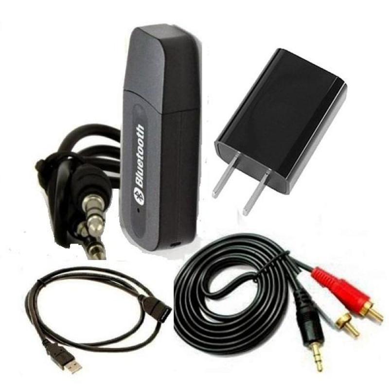 Bộ USB Bluetooth Wireless DMZMusic Receiver thùy linh tạo kết nối bluetooth cho amply và loa