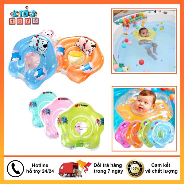 ( khuyến mãi giá sốc, có hạn)Phao bơi cho bé, phao đỡ cổ an toàn cho bé, phao bơi an toàn cho bé