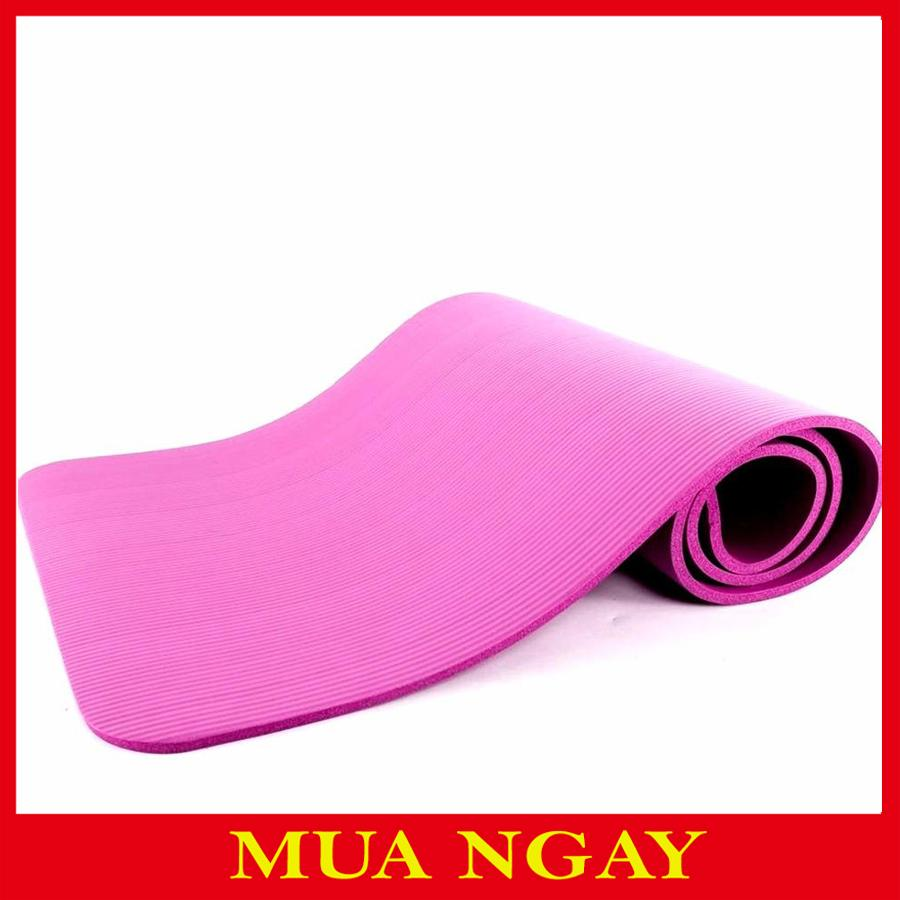 Bảng giá Thảm Tập Yoga  Cao Cấp Siêu Dày 10mm