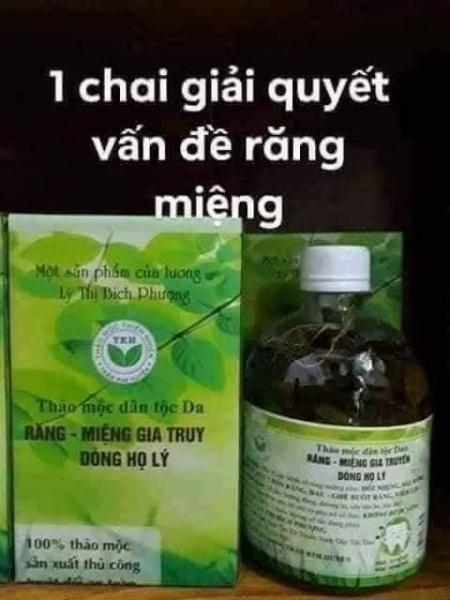 Sâu răng,hôi miêng Trần Kim Huyền giá rẻ
