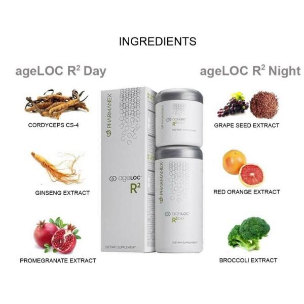 Ageloc R2 Nuskin ngày và đêm, sản phẩm tốt, chất lượng cao và cam kết hàng đúng như hình ảnh