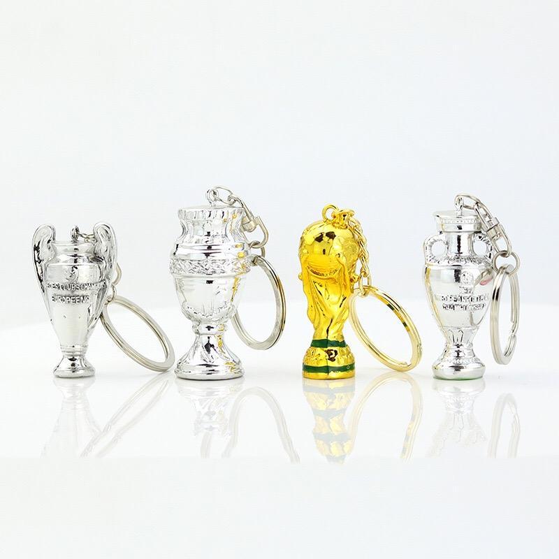 Móc Khóa CUP Champion League, Ngoại Hạng Anh, World Cup Giá Tốt Không Nên Bỏ Lỡ
