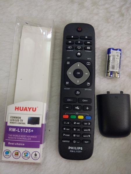 Bảng giá Điều Khiển Tivi Philips RM- L1125+ ( Hàng Hộp )