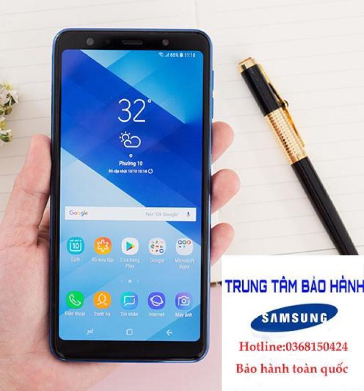 Điện thoại Samsung A7 - Bảo hành 12 tháng- Full box (tặng kèm tai nghe BT)