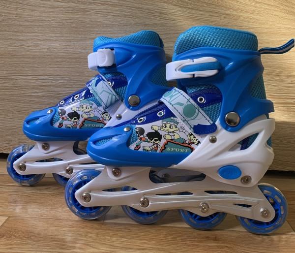 Mua Giày patin trẻ em thể thao có đèn giày trượt patin trẻ em người lớn