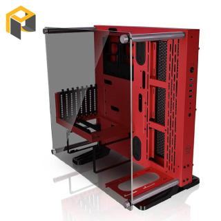 Vỏ Case Thermaltake Core P3 Tempered Glass Red Edition (CA-1G4-00M3WN-03) thumbnail